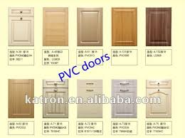 Cabinet Door Material Thermofoil Thermoform Kitchen Cabinet Door China Mainland