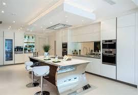 cuisine moderne ilot cuisine moderne design avec ilot 14 cuisine leicht laqu233e
