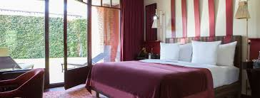 hotel geneve dans la chambre suite de luxe lac lé la réserve ève hotel spa
