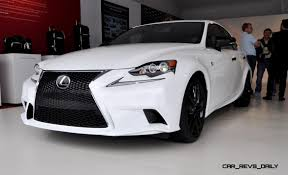 lexus is 250 white 2017 2015 lexus is250 f sport crafted line in 32 all new high res photos