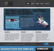 Home Design Studio Download Free Design Studio Free Psd Template Free Psd In Photoshop Psd Psd