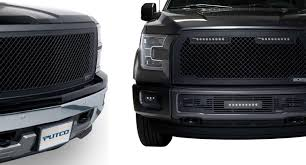 Ford F350 Truck Grills - grilles by putco