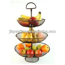 3 tier fruit basket two tier metal fruit basket 3 tier fruit basket stand giada earthdeli