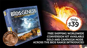 bios genesis 2nd edition begin evolve conquer by sierra madre