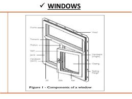 window in plan doors and windows building construction