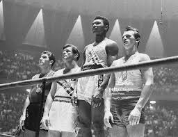 muhammad ali rome 1960 olympics the 18 year old then cassius