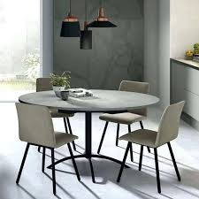 pied table cuisine table extensible pied central table cuisine murale avec pied table