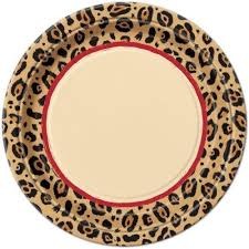 cheetah print party supplies leopard print party supplies ebay