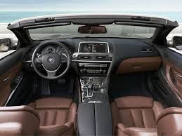 bmw 6 series interior bmw 6 series convertible images