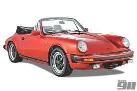 vintage porsche convertible porsche 911 sc ultimate guide total 911