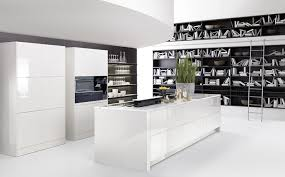 furniture for open plan living rational kitchen library with unfitted look 15