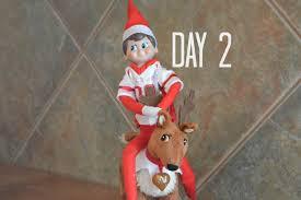 on shelf reindeer on the shelf rides pet day 2