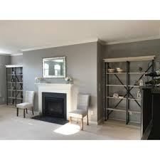 Cornice Options Barnstone Cornice Double Shelving Bookcase By Inspire Q Artisan