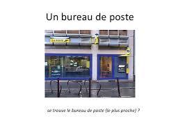 le bureau de poste le plus proche la poste