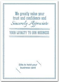 Size For Business Cards Thank You Cards With Slots For Business Card Business Greeting Cards