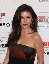 catherine zeta jones at 15th annual movies for grownups awards in