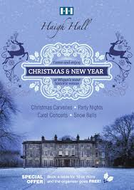 what u0027s on at haigh hall this christmas and new year by inspiring