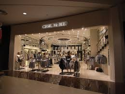 cecil mcbee cecil mcbee アパレル 上小田井 店舗デザイン