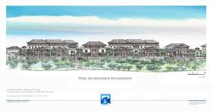 standard design hotel master plan approved for centre project loversiq