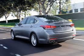 2015 hyundai genesis sedan look motor trend