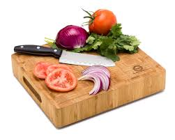 top notch kitchenware large end grain bamboo cutting board or