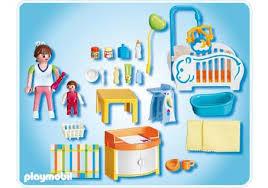 chambre bébé playmobil chambre de bébé 4286 a playmobil