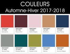 fall 2017 pantone colors 2018 fall winter colour forecast fashion vignette trends mm