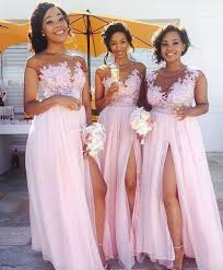 wedding dresses for bridesmaids best 25 pink bridesmaid dresses ideas on blush pink pink