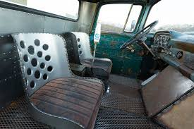 Classic Ford Truck Replacement Parts - frankenford 1960 ford f 100 with a caterpillar diesel engine swap