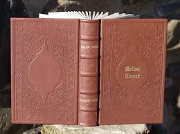 leather bound photo book books for all time custom leather handbound books