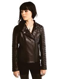 vented leather motorcycle jacket 5 women u0027s moto jackets we love motorcycle cruiser