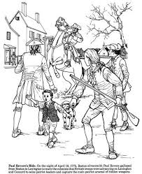 paul revere s ride book welcome to dover publications