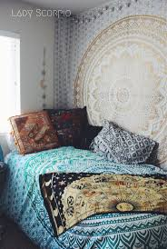 Hippie Bedroom Decor by Best 25 Hippie Bedding Ideas On Pinterest Hippie Room Decor
