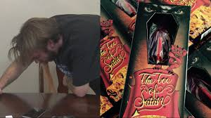 Challenge Vomit The Toe Of Satan Challenge Vomit Alert