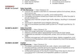 Sales Associate Resume Example by Commissioned Sales Associate Resume