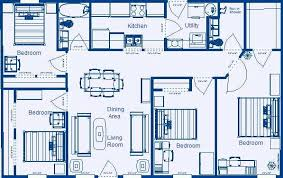 four bedroom house floor plans 4 bedroom home plans and designs photos and