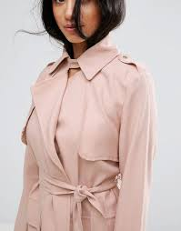 new look petite new look petite utility trench jacket