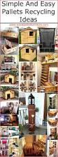 Wood Pallet Recycling Ideas Wood Pallet Ideas by Simple And Easy Pallets Recycling Ideas Recycling Ideas Pallets
