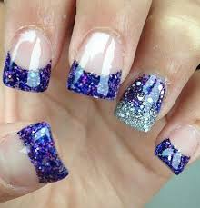 design f r fingern gel 30 trendy purple nail designs you to see ring finger