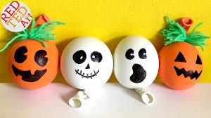 diy stress balls for halloween pumpkin stress ball ghost diy