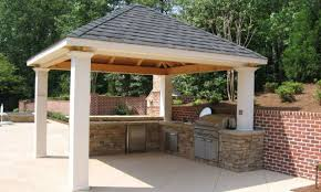 Covered Outdoor Kitchen Designs by Outdoor Kitchen Appliances Covered Outdoor Kitchen Designs Design