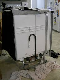 Dishwasher Leaks Water Frigidaire Dishwasher Leaking From Side Appliance Repair Forum