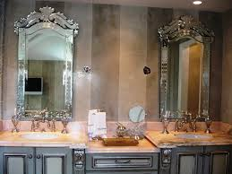 beauty enhancement mirrored bathroom vanity inspiration home designs