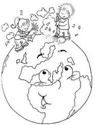 we hold the earth in our hands teaching kinder kids
