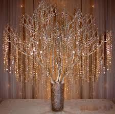 sale prism bead chain wedding garland tree