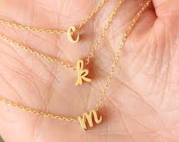Intial Necklace The 25 Best Initial Necklaces Ideas On Pinterest Initial