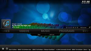 xbmc android apk xbmc media center player apk for blackberry android