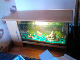 fabrication meuble tv aquarium youtube