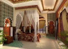 pattern fabric ottoman bedroom natural moroccan bedroom design ideas with red plain