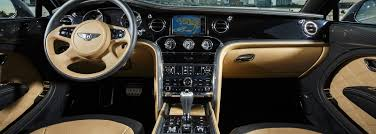 bentley mulsanne interior top 10 cars with the most luxurious interiors carwow